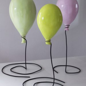 ballon envol sculpture