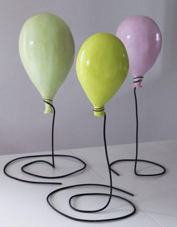 ballon envol sculpture